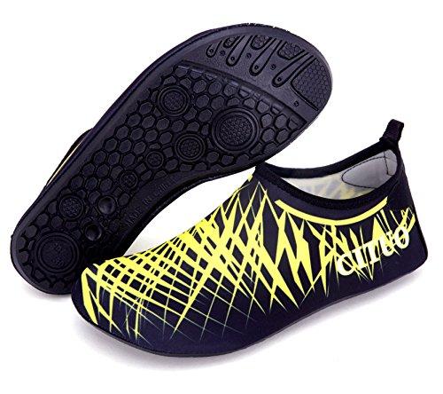 Women N Slip Non Quick Kids Men Water yellow Dry Barefoot Shoes Giotto Swim q1wRxzP