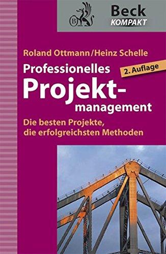 Professionelles Projektmanagement: Die besten Projekte, die erfolgreichsten Methoden
