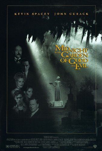 (MIDNIGHT IN THE GARDEN OF GOOD AND EVIL MOVIE POSTER 2 Sided ORIGINAL FINAL 27x40)