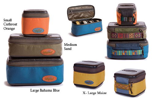 (Fishpond Sweetwater Reel and Gear Case - Sand Medium)