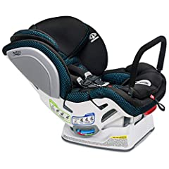The Advocate ClickTight Convertible Car Seat with Cool Flow features an innovative fabric and provides stylish safety. At Britax, we're making safety cool - your child will enjoy a comfortable ride thanks to our Cool Flow technology. The vent...