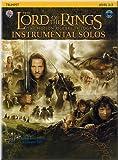 Le Seigneur des Anneaux–Lord of the Rings Instrumental Solos–TROMPETTE Partitions pour]