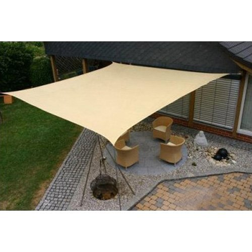 Square Sun Shade Sail 11 Feet 5 Inche