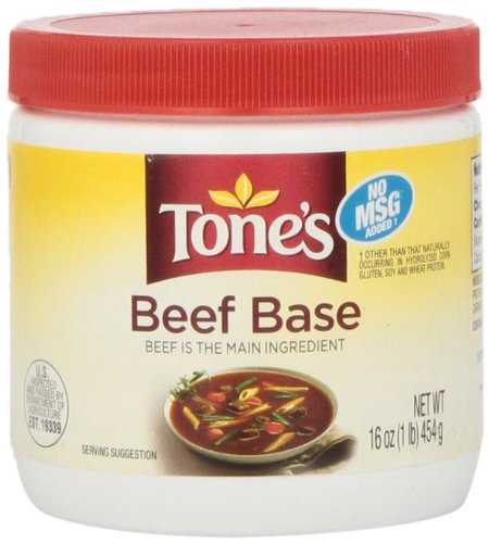 Tone Base - Tone's Base, Beef, 16 Ounce