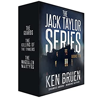 book cover of The Jack Taylor Series Books 1-3