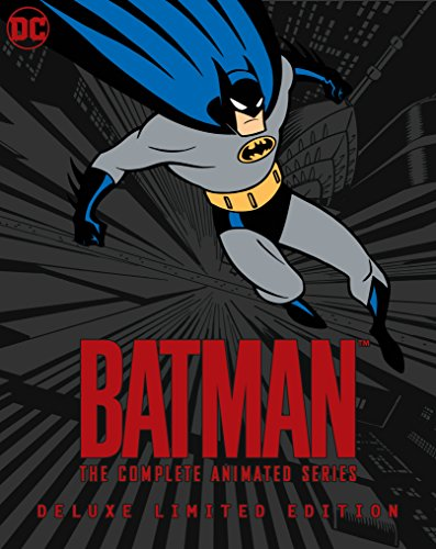 Batman, The: The Complete Animated Series (BD) [Blu-ray]
