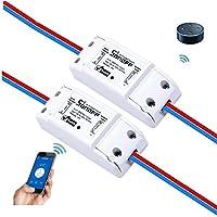 Sonoff Smart WIFI Switch Wireless Remote Control Timer...