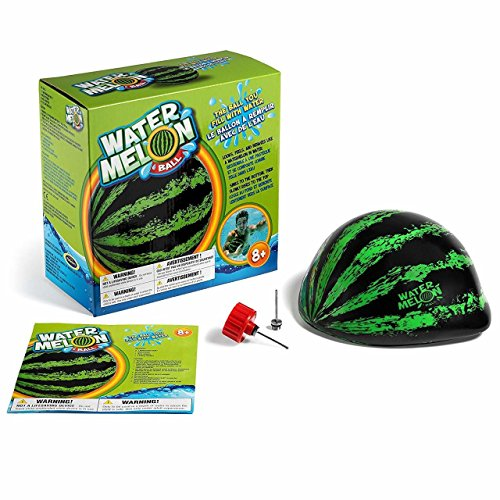 Watermelon Ball The Ultimate Swimming Pool Game - the Ball You Fill with Water, Dribble and Pass Under Water