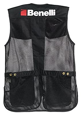 BENELLI Black Mesh Ventilated Shooting Vest XXL - 90230