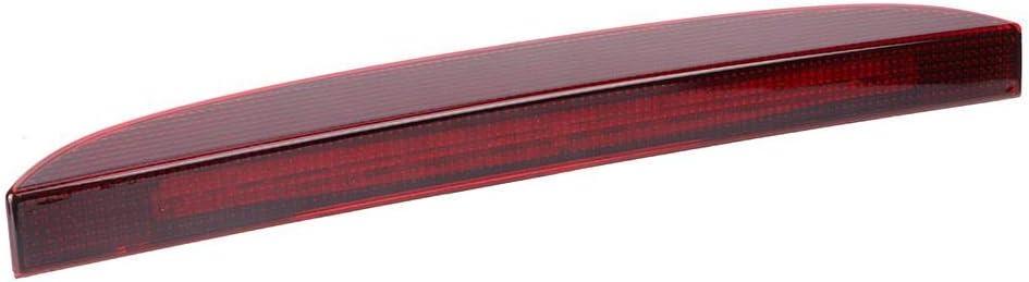 Troisi/èmes feux de freinage troisi/ème feu stop de haut niveau 7700410753 couleur rouge adapt/ée pour Clio II 1998-2005