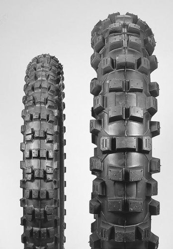 Duro HF 343 Excelerator Tire - Front - 80/100-21 , Position: Front, Tire Size: 80/100-21, Tire Ply: 4, Rim Size: 21, Tire Type: Offroad, Tire Application: Intermediate 25-34321-80-TT