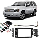 Amazon.com: Chevy Equinox 2005-2006 Double DIN Dash Kit and ... on