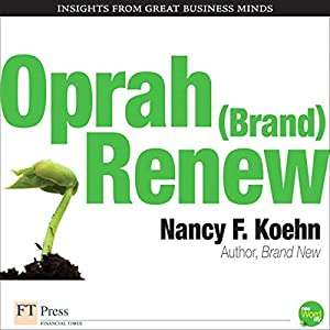 Oprah (Brand) New Audiobook