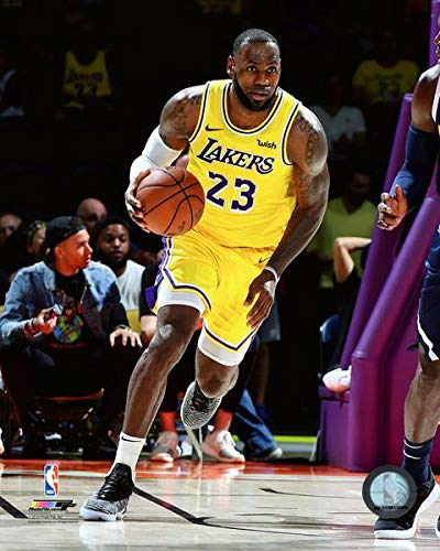 12600bd94 Image Unavailable. Image not available for. Color  Lebron James Los Angeles  Lakers ...
