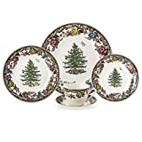 Spode Christmas Tree Grove 5-Piece Place Setting, Service for 1