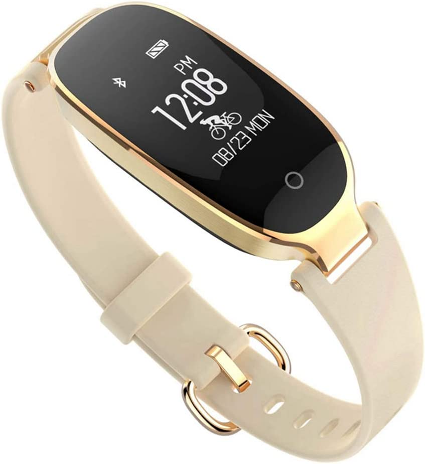 SDSFMF Reloj Inteligente Bluetooth Impermeable, Reloj Inteligente ...