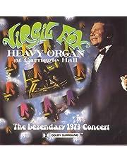 Heavy Organ At Carnegie Hall: Organ Music Of J.S. Bach