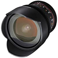 Samyang Cine SYCV10M-C 10mm T3.1 Cine Wide Angle Fixed Lens for Canon EF Cameras Key Pieces Review Image