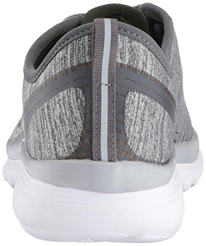 Pictures of Saucony Women's Swivel Sneaker Grey Heather 8