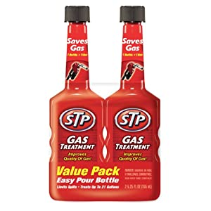 STP Gas Treatment (5.25 fluid ounces) (pack of 2), 14413