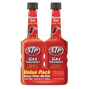 STP 78578 Gas Treatment - 5.25 fl. oz. (pack of 2)