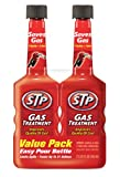 STP 78578 5.25 Ounce, Gas Treatment (5.25 Fluid Ounces) (Pack of 2), 14413