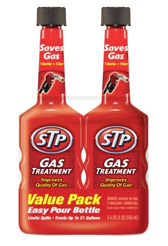 STP Gas Treatment (5.25 fluid ounces) (Case of 6), 78578-6PK