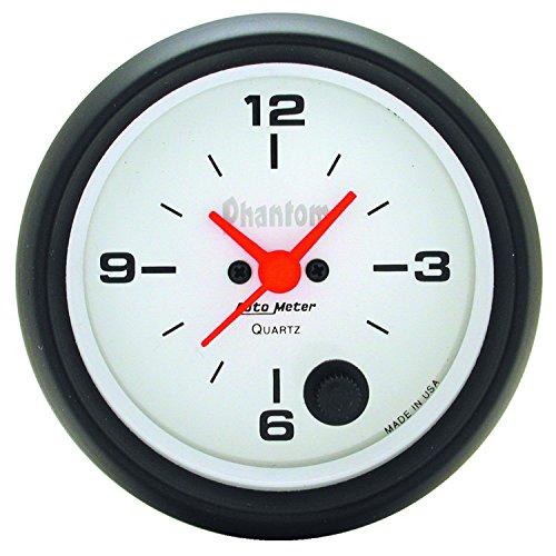 Auto Meter 5885 Phantom Clock