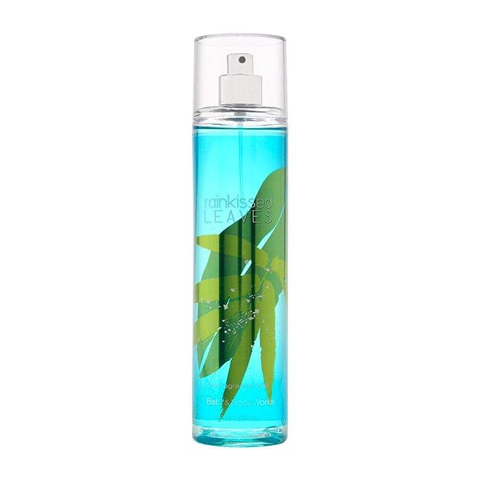 Bath & Body Works Rainkissed Leaves Fine Fragrance Mist, 8 Ounce