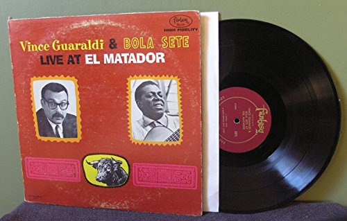 Vince Guaraldi and Bola Sete: Live at El Matador [Vinyl]