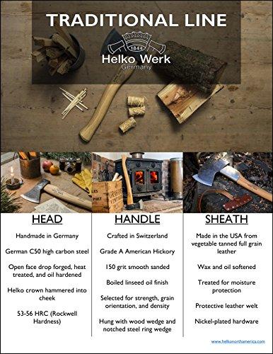 Helko Werk Bavarian Woodworker Axe by Helko Werk (Image #1)