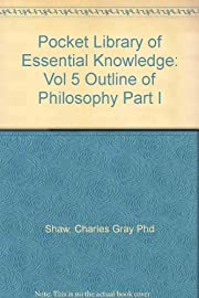Pocket Library of Essential Knowledge: Vol 5…