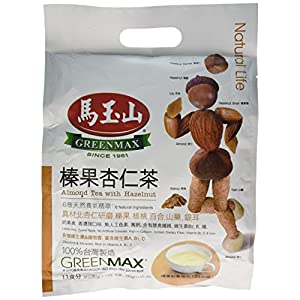Greenmax - Almond Tea With Hazelnut (Pack of 1)