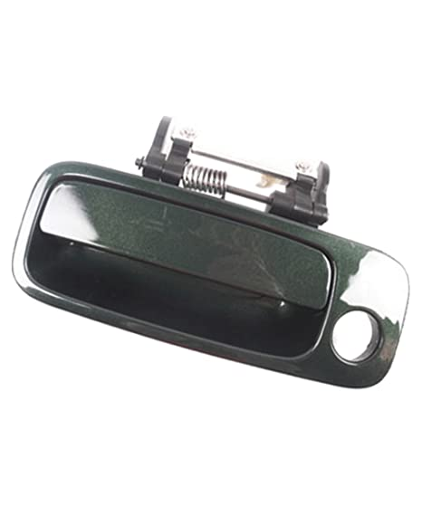 For 00-04 Toyota Avalon Non Painted Black Front Left Driver Outside Door Handle