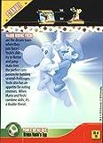 2010 Super Mario Bros. Wii Standee Pop-Ups #S5 Mario Yoshi - NM-MT