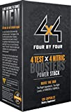 Mdrive 4x4 Nitric Oxide and Testosterone Booster with KSM-66, ViNitrox and Phytopin, 120 Count