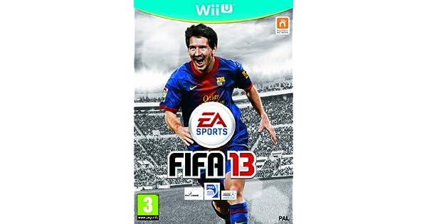 Electronic Arts FIFA 13, Nintendo Wii U Wii U vídeo - Juego (Nintendo Wii U, Wii U, Deportes, Modo multijugador, E (para todos)): Amazon.es: Videojuegos