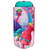 Readybed Trolls Junior Inflatable Kids Air Bed and Sleeping Bag in one