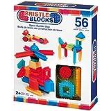 Bristle Blocks Basic Builder Box (56-Piece)