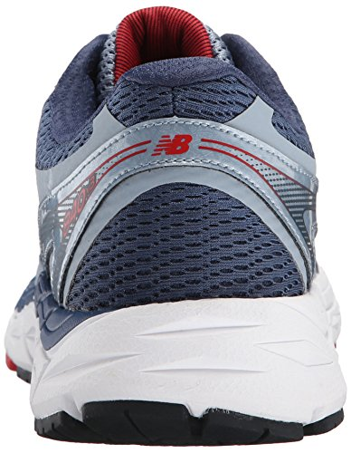 NEW BALANCE Zapatillas Running Hombre 840 V3 487841 –�?0 Grey / Red