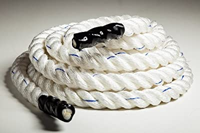 Free Shipping!! Training Ropes / Battle Ropes Poly Dac + Free Video from Fitness Solutions LLC