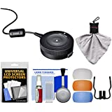 Sigma USB Dock (for Canon Lenses) with Flash Diffuser Set + DSLR Camera Cleaning Kit