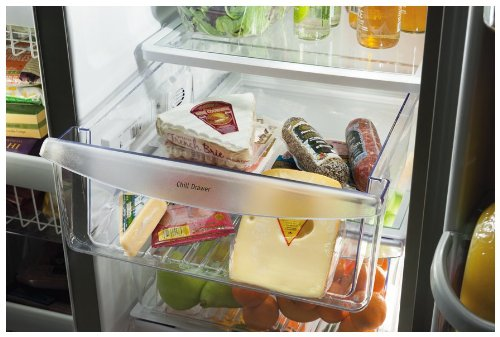 Frigidaire FGHS2355PFGallery 22.6 Cu. Ft. Stainless Refrigerator Energy