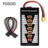 2S-6S Lipo Parallel Balanced Charging Board XT60 Plug RC Battery Charger B6AC A6 720i (#1)