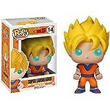Funko Super Saiyan Goku Nº 3807 Funko Multicor