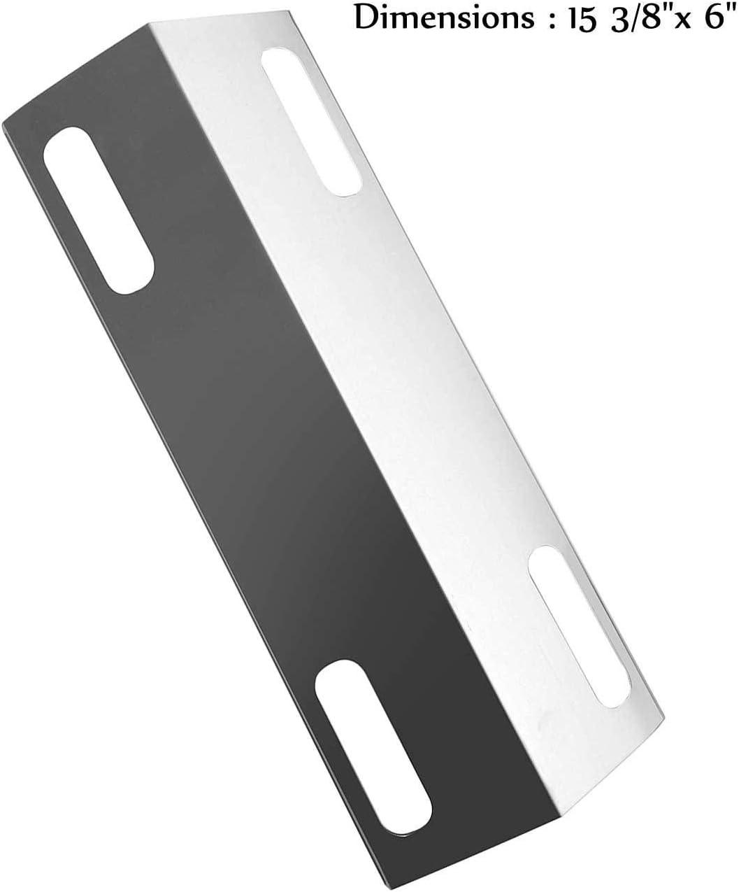 Heat Plates for Ducane 30732301,Affinity 3400,30741201,30741201,4200 Models