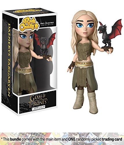 Daenerys Targaryen: Funko Rock Candy x Game of Thrones Vinyl