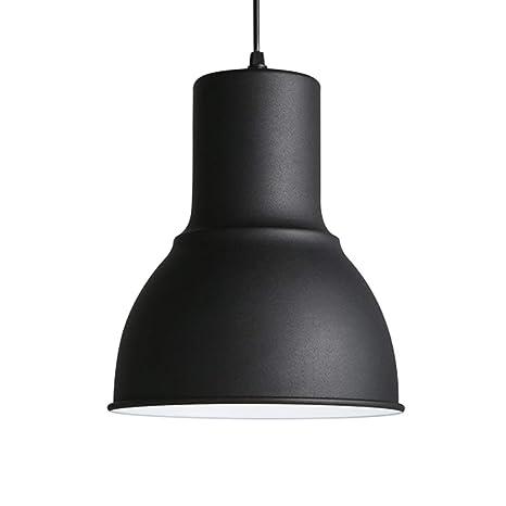 Lámpara colgante industrial Lámpara colgante de hierro ...