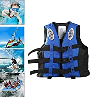Life Jackets for Adults, Water Sport Boating Jacket Outdoor Sports Vests Adults Jacket Lightweight Waistcoat A