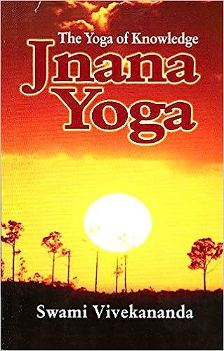 Jnana Yoga Amazoncouk Vivekananda Swami 9788185301983 Books